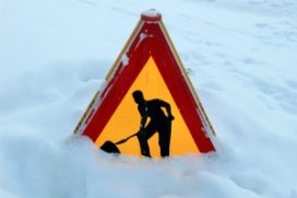 Tips over veilig werken in de kou