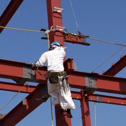 Oudere bouwvakkers meer in trek