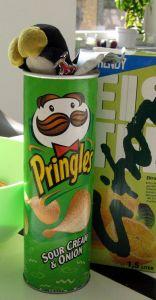 Werknemers Pringles krijgen blijfpremie