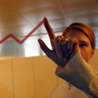 Nederland bijna onderaan met aantal topvrouwen