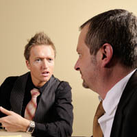 Werknemer verkiest luisterend oor boven bonus