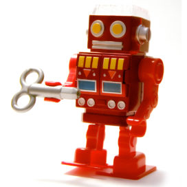 Het effect van robots op arbeidsbelasting