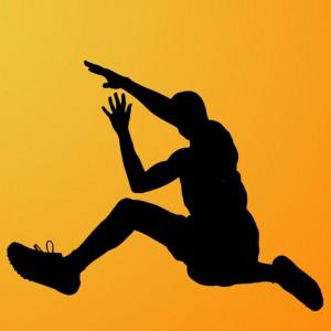 Sportende werknemer valt minder vaak