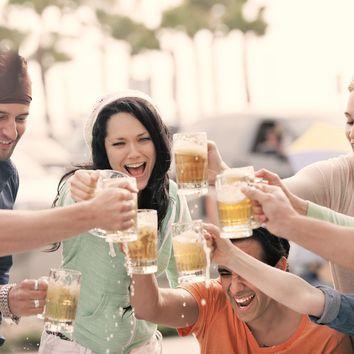 Werknemer stemt drankgebruik af op werkweek