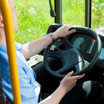 FNV op pad met werkdrukbus