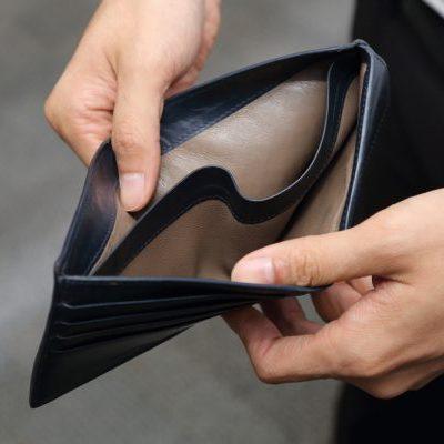 'Even lenen' uit de baas z'n portemonnee: ontslag?