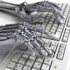 Robotpikt uw baan (voorlopig) niet in