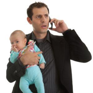 Bevallingsverlof vader naar Kamer