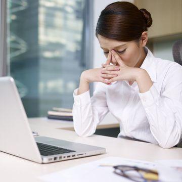 Werknemer maakt zich zorgen om baan