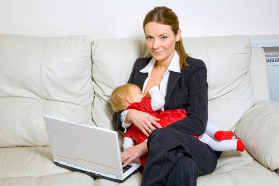 Nauwelijks meer vrouwen betaald aan het werk