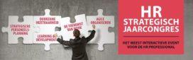 'Interactief HR Strategisch Jaarcongres levert energie op'
