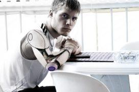 Vooral technofoob is bang dat robot zijn baan inpikt