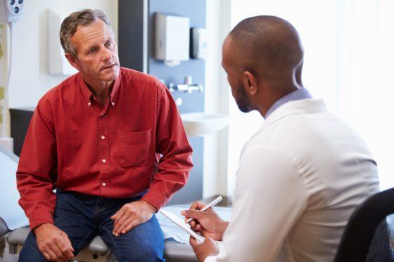 Pas op met vragen over gezondheid
