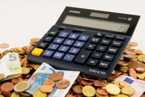 Belastingtarieven omlaag in 2019