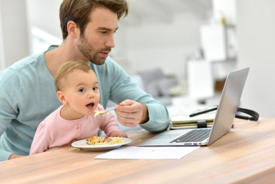 Werk-privébalans net zo moeilijk voor mannen