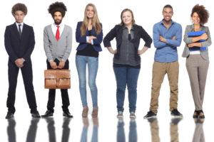 Vijf tips om millennials binnenboord te houden
