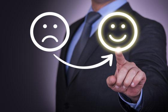 Bundel de beleving van medewerker en klant