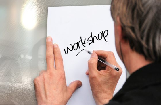 Leren op workshops en conferenties