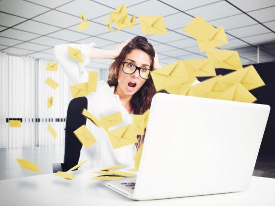 Einde aan de email-obesitas