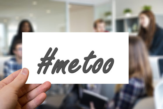 #metoo 'perfect storm' om taboes op het werk te doorbreken