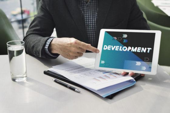 De toekomst van Management Development