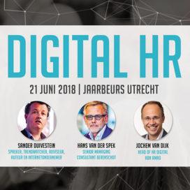 21 juni   Digital HR