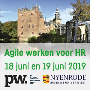 Agile Werken voor HR