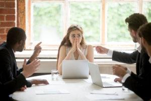 Schuldvraag bij verstoorde arbeidsverhouding