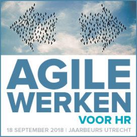 18 september | Agile werken voor HR