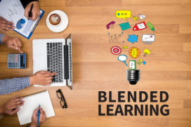 Blended learning: zo zet je het in gang