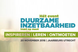 20 november | Hét event Duurzame Inzetbaarheid