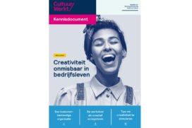 Creativiteit onmisbaar in bedrijfsleven