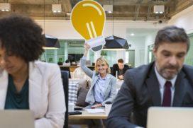 4 tips om creativiteit op de werkvloer te stimuleren