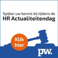 Wet & regelgeving voor HR