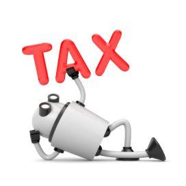 Geen toekomst voor robotbelasting