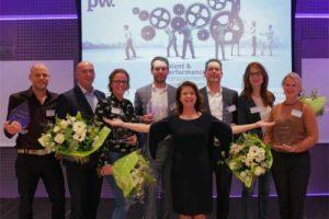 Winnaars awards Nationaal Onderzoek Talentontwikkeling