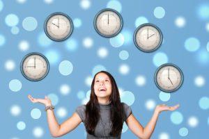 Negen-tot-vijf-werker kent minste werkstress
