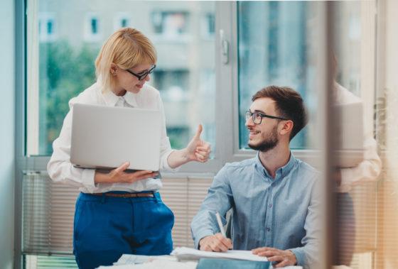 Best practice: mentorprogramma voor loopbaanontwikkeling bij Intel Corp