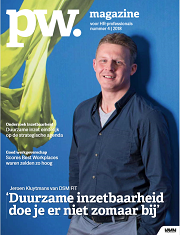 PW. Magazine april 2018