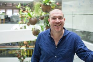 Werkfuturist Dominic Price: technologie stuurt de agenda