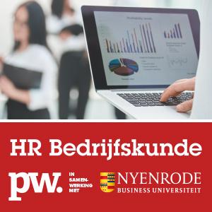 PW.collegereeks HR Bedrijfskunde