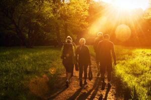 Tien redenen om te starten met mindful walking