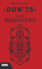 Nieuw boek toont aan: Managers zijn net mensen