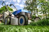 Voldoening na pensioen: voor de vierde keer het gras maaien