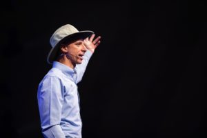 Bestsellerauteur John Strelecky: 'Leef je purpose'