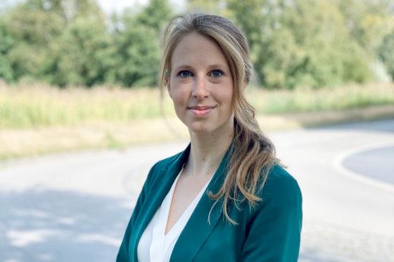 Jong talent Nienke Hertog: 'Ik geloof in de kracht van een sterke samenwerking'