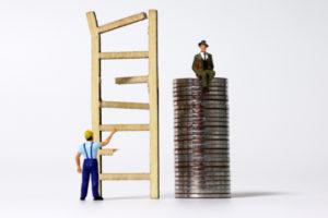 Er moet een eerlijkere inkomensverdeling komen